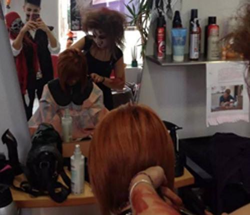 Coiffure Nouvel' Hair' - Accueil